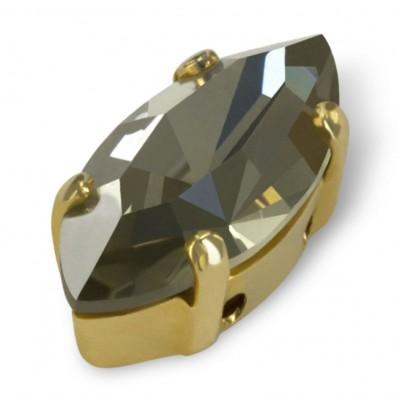 NAVETTA MM15x7 BLACK DIAMOND-ORO-3PZ miglior prezzo