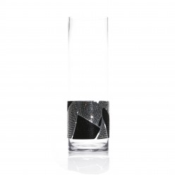 Geometric vase with Rhinestones sale online, best price