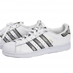 ADIDAS SUPER STAR STRASS TOTAL LOOK