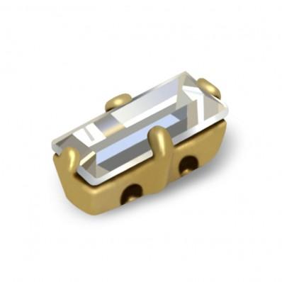 MM7x3 BAGUETTE CRYSTAL-gold-5pcs sale online, best price