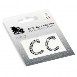 STICKY CRYSTAL COLLECTION LETTER C sale online, best price