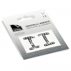 STICKY CRYSTAL COLLECTION LETTER I sale online, best price