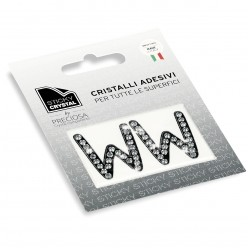 STICKY CRYSTAL COLLECTION LETTER W sale online, best price
