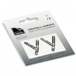 STICKY CRYSTAL COLLECTION LETTER Y sale online, best price