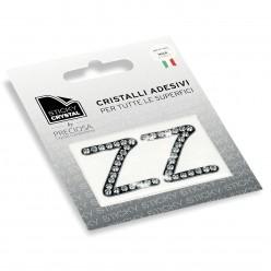 STICKY CRYSTAL COLLECTION LETTER Z sale online, best price