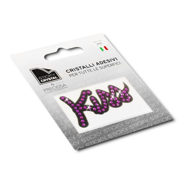 STICKY CRYSTAL COLLECTION ARTDESIGN KISS sale online, best price