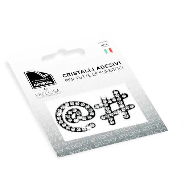 STICKY CRYSTAL COLLECTION ARTDESIGN SYMBOLS sale online, best