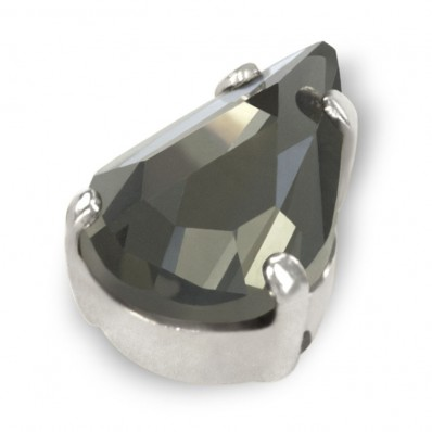 BLACK DIAMOND DROP MM13x8 silver-5pcs sale online, best price