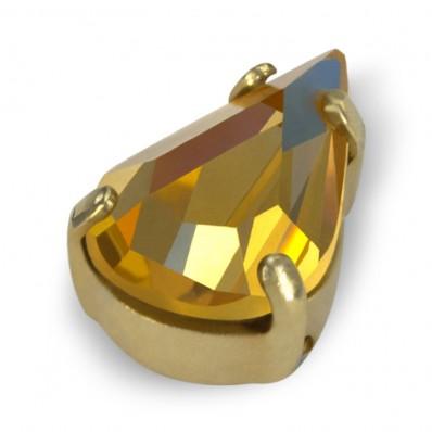 MM13x8 DROP LIGHT With. TOPAZ gold-5pcs sale online, best price