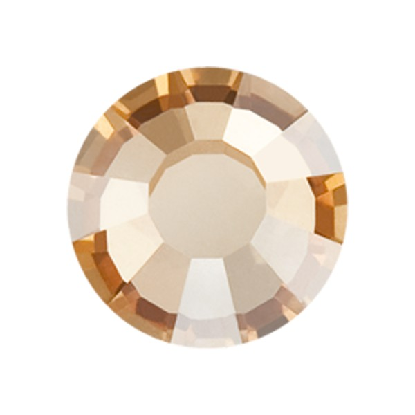 PRECIOSA THERMOADHESIVE SS10 (3 mm) GOLDEN HONEY-288PZ sale