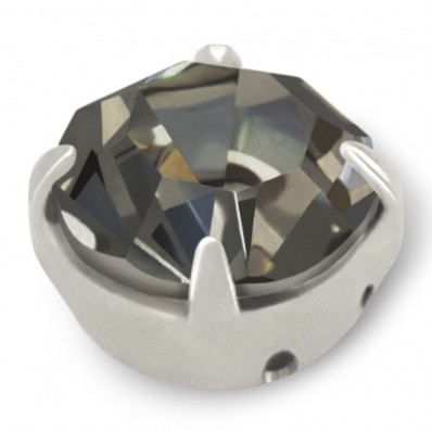 RHINESTONE MAXIMA SS40 BLACK DIAMOND-silver-20pcs sale online