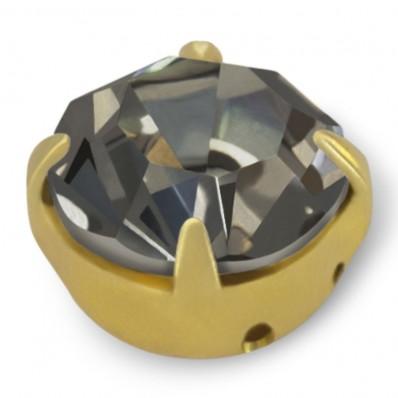 RHINESTONE MAXIMA SS40 BLACK DIAMOND-gold-20pcs sale online