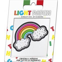 Light Crystal Rainbow Sticker Patch sale online, best price