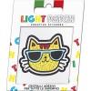 Light Citrine Crystals Cat Sticker Patch sale online, best price