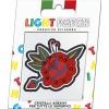 Light Pink Light Siam Crystal Sticker Patch sale online, best