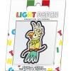 Light Patch Sticker Parrot Crystals Jonquil sale online, best