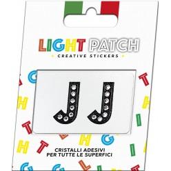 Light Patch Letters JJ Sticker Cristaux Black Cry Meilleur Prix