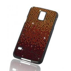Samsung S5 Strass Preciosa couverture en 7 variantes de couleur