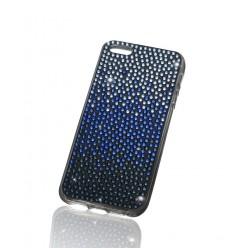 iPhone 5 Strass Preciosa couverture en 7 variantes de couleur