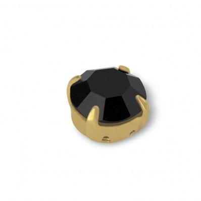 RHINESTONE MAXIMA SS20 black-gold-40PZ sale online, best price