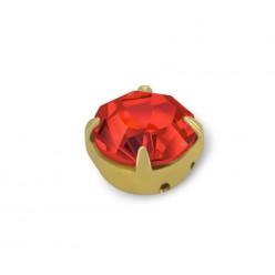 STRASS MAXIMA SS20 LIGHT SIAM-ORO-40PZ miglior prezzo