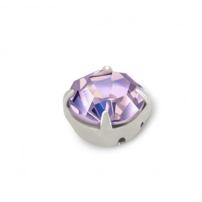 RHINESTONE MAXIMA SS20 VIOLET-silver-40PZ sale online, best