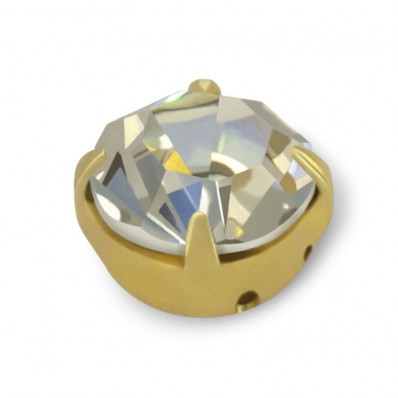 RHINESTONE MAXIMA SS30 CRYSTAL-gold-20pcs sale online, best