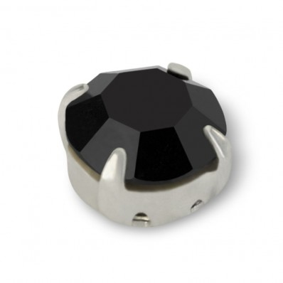 RHINESTONE MAXIMA SS30 Black-Silver-20pcs sale online, best