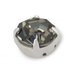 STRASS MAXIMA SS30 BLACK DIAMOND-ARGENTO-20PZ miglior prezzo