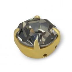 STRASS MAXIMA SS30 BLACK DIAMOND-ORO-20PZ miglior prezzo