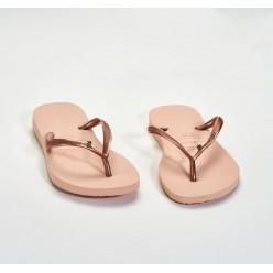 Havaianas Thongs Slim Pink Gold sale online, best price