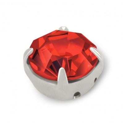 RHINESTONE MAXIMA SS30 LIGHT SIAM silver-20pcs sale online