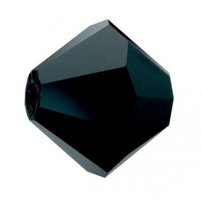PRECIOSA BICONES MM4 black-Pack of 144 sale online, best price