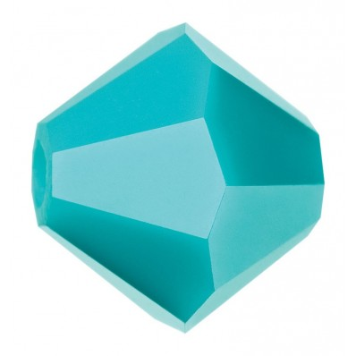PRECIOSA BICONES MM4 TURQUOISE-Pack of 144 sale online, best