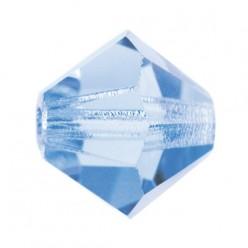 BICONE LIGHT SAPPHIRE-PRECIOSA MM4 Pack of 144 sale online