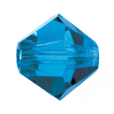 BICONE CAPRI BLUE PRECIOSA MM4-Pack of 144 sale online, best