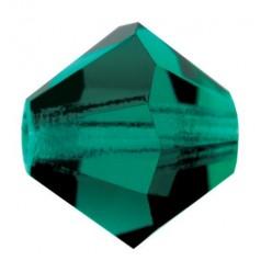 PRECIOSA BICONES MM4 EMERALDS-Pack of 144 sale online, best