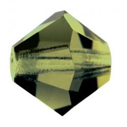 PRECIOSA BICONES MM4 OLIVINE-Pack of 144 sale online, best price