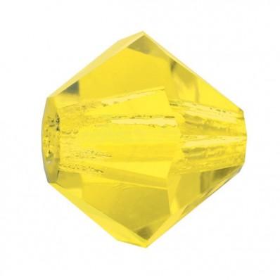 PRECIOSA BICONES MM4 CITRINE-Pack of 144 sale online, best price