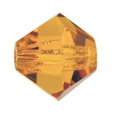 PRECIOSA BICONES MM4 TOPAZ-Pack of 144 sale online, best price