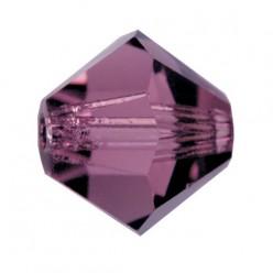 PRECIOSA BICONES MM4 AMETHYST-Pack of 144 sale online, best