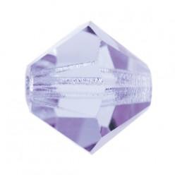PRECIOSA BICONES MM4 ALEXANDRITE-Pack of 144