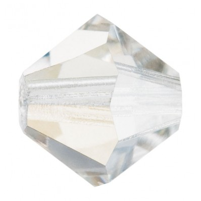 PRECIOSA BICONES MM4 ARGENT FLARE-Pack of 144 sale online, best