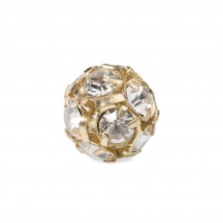 PRECIOSA CRYSTAL-BALL-Pack 5 GOLD PIECES MM8 sale online, best
