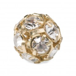 PRECIOSA CRYSTAL-BALL-Pack 5 GOLD PIECES MM10 sale online, best