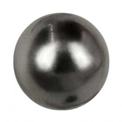 ROUND BEADS MM8 DARK GREY-40PZ sale online, best price