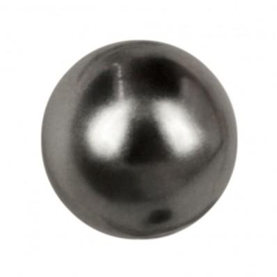 ROUND BEADS MM6 DARK GREY-40PZ sale online, best price