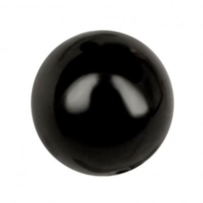 ROUND BEADS MM6 BLACK-40PZ sale online, best price