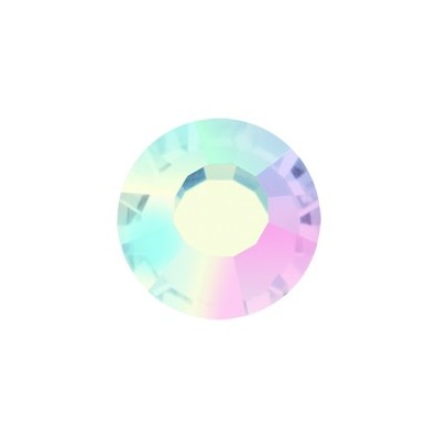 PRECIOSA THERMOADHESIVE SS20 (5 mm) CRYSTAL AB-Pack of 144 sale