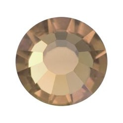 PRECIOSA THERMOADHESIVE SS20 (5 mm) SMOKED TOPAZ-Pack of 144